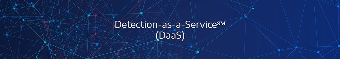 Detection-as-a-Service (DaaS)